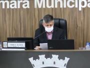 Vereador Itamar da Silva solicita melhorias em pavimentação
