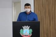 Candidato a vice-prefeito do MDB Da Rolt sai corrído do Bairro Poço Oito