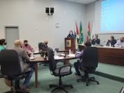 Larissa Rocha Elias assume vaga na Câmara de Vereadores de Forquilhinha