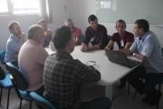 Vereadores debatem pavimentação da SC-442 em reunião