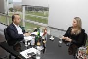 Daniela traça estratégias com ministro para minimizar impacto da estiagem em SC