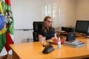 Daniela Reinehr participa de discussões sobre Pacto Federativo e vacinas em Fórum