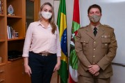Coronel Sinval Santos da Silveira Júnior é o novo chefe da Casa Militar do Governo