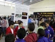 VII Feira Regional Matemática da Amrec em Içara