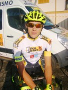 Ciclista representará Içara na Seleção Brasileira de Ciclismo