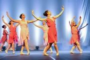 Mais de 80 bailarinos no palco do Elias Angeloni neste sábado