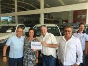 Urussanga recebe novo veículo para ser utilizado pela saúde