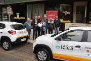 Secretaria de Saúde de Içara adquire dois novos veículos