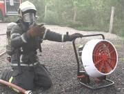 Acadêmico da Satc desenvolve ventilador a motor de combustão