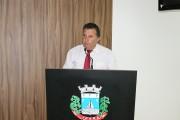 Vereador Calegari solicita melhorias em ruas do bairro Tereza Cristina