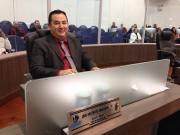 Projetos de Jair Anastácio vão votação em abril