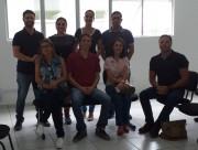 Equipe de Urussanga visita Ambulatório de Saúde Mental de Içara