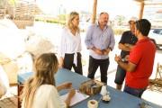 """Em visita a Içara, comitiva de Cocal do Sul conhece projeto """"Reciclou, Levou"""""""