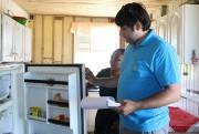 Cooperaliança segue vistorias de refrigeradores