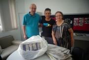PRB Juventude de Criciúma faz entrega de doação
