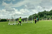Criciúma realiza trabalho intenso nem Salvador