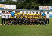 Tigre garante vitória contra o Metropolitano em Blumenau