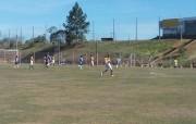 Sub-13 e Sub-15 do Tigre batem Grêmio em jogo de treino