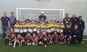 Escolinha do Criciúma joga no Sub-5 e Sub-7