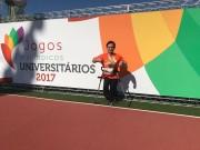 Fim de semana de medalhas para os atletas do Unibave