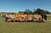 Jogo treino de confraternização do Sub-12 do Criciúma