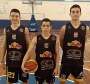 Trio do CBC é convocado para a Seleção Catarinense de Basquete