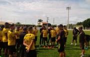 Criciúma treina em São Paulo para a Copinha Junior