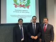 Minotto é reeleito presidente da Comissão do Mercosul