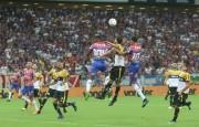 Tigre sofre derrota no jogo contra o Fortaleza na Arena
