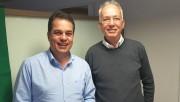 Jorge Fólis será o coordenador de campanha de Rodrigo Minotto