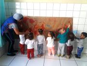 Afasc encerra projeto Férias de Inverno nos 33 Centros de Educação Infantil