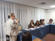 Deputada Ada De Luca cumpre agenda em Brasília