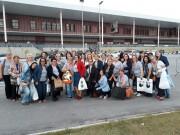Monitoras dos Clubes de Mães trazem novidades da Mega Artesanal