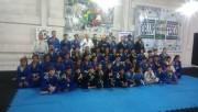 SCFV Vida Nova participa de cerimônia de graduação de jiu-jitsu em Arroio do Silva