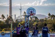 Tubarão recebe a terceira etapa do Basketvall Summer 3x3 Tour