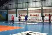 Sidera Futsal e São Bento empatam em jogo-treino