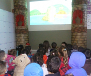 CEI Afasc Santa Luzia recebe mostra de cinema infantil