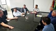 Minotto e Somarsul tratam de saúde e interlocução junto ao Governo