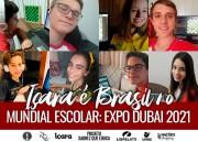 Içara estreia com vitória na Competição Mundial Escolar Online Expo Dubai 2020