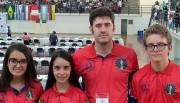 Ana Júlia conquista medalha de prata em Sul-Americano no Paraguai