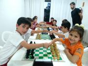 Xadrez Içara participa da I Copa Meta de Xadrez Rápido