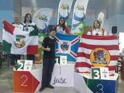 No Jasc, Xadrez de Içara garante três medalhas