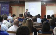 Sugestão de Pauta: SIPAT FTC - Primeiro dia de atividades da Semana Interna reúne 130 colaboradores