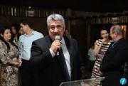 AD Içara celebrou aniversário do presidente em jantar