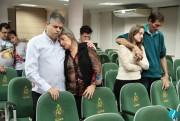 Templo Sede AD Içara promoveu palestra para casais