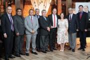 AD Içara celebrou aniversário do Pr. Hebrom Mussini com um jantar