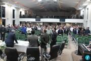 Reunião de obreiros de julho foi realizada na AD Içara