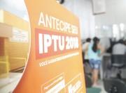 Prefeitura faz horário especial para pagamento do IPTU
