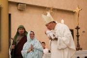 Bispo exorta todos a viverem o Natal cristão