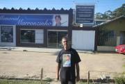 Tricampeão brasileiro de Moto Cross será lembrado durante o revezamento da tocha